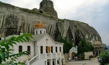 Икерман. Свято-Климентовский монастырь