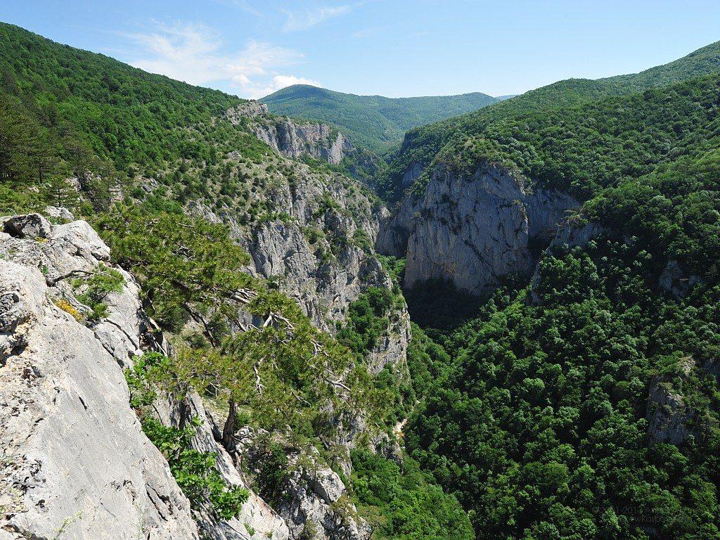 Большой каньон Крыма – Ай-Петри экскурсии по Крыму