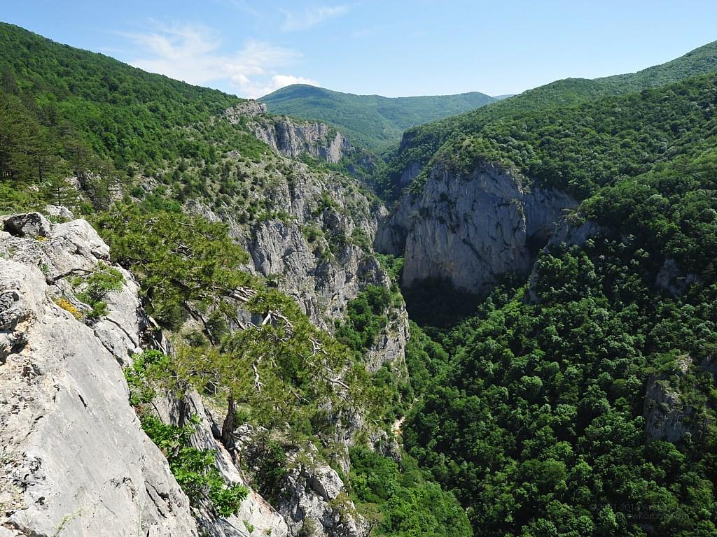 Большой каньон Крыма – Ай-Петри