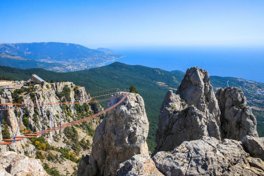 Большой каньон Крыма – Ай-Петри экскурсии по Крыму 4